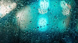close up photo of wet glass
